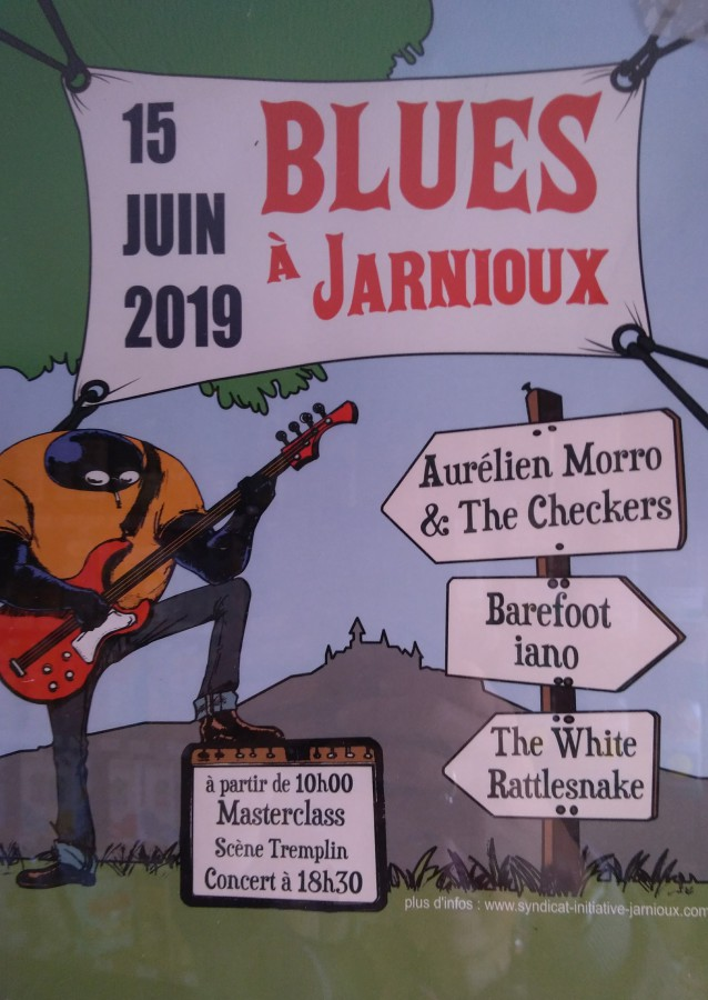 blues jarnioux